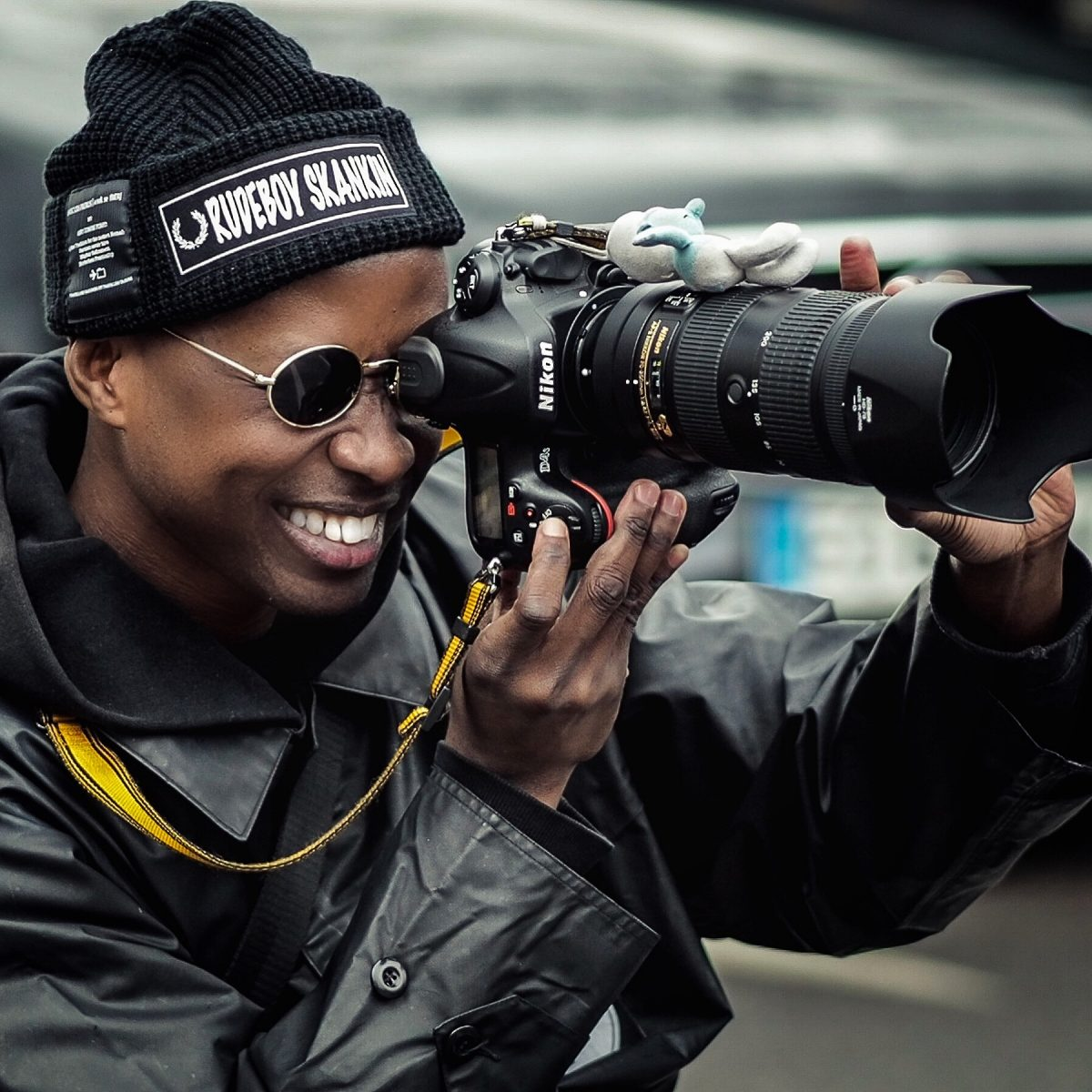 "<span class=""hot"">Hot <i class=""fa fa-bolt""></i></span> Street Style Photographer – David Nyanzi 