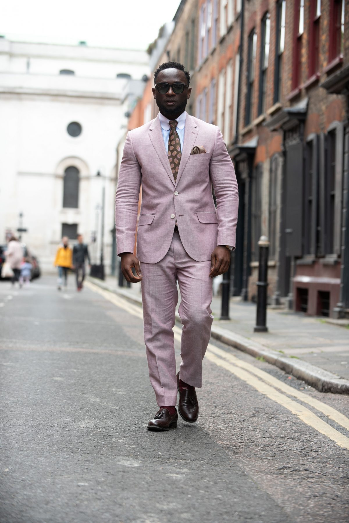 "<span class=""hot"">Hot <i class=""fa fa-bolt""></i></span> Street style @ men's fashion week 