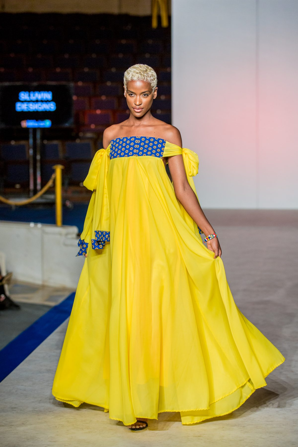"<span class=""hot"">Hot <i class=""fa fa-bolt""></i></span> Catwalk Highlights | Africa Fashion Week | London |"