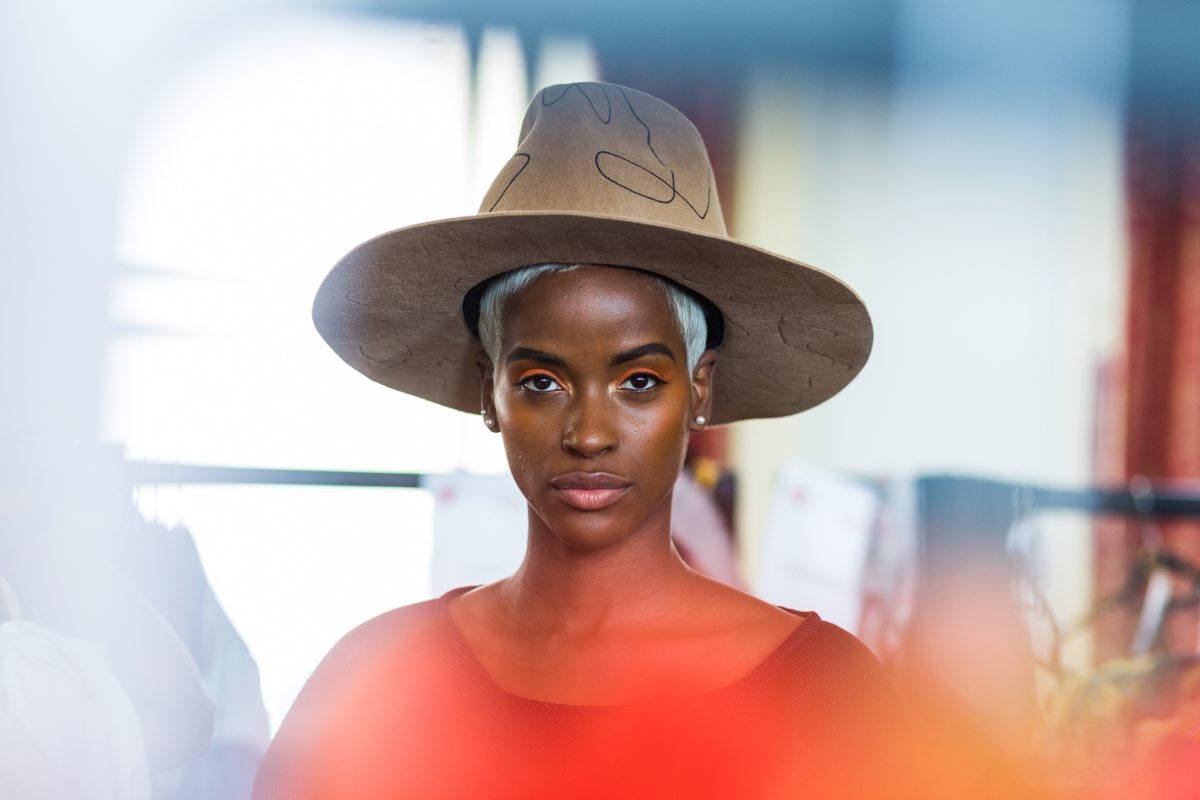 "<span class=""hot"">Hot <i class=""fa fa-bolt""></i></span> Behind the scenes @ Africa Fashion Week 