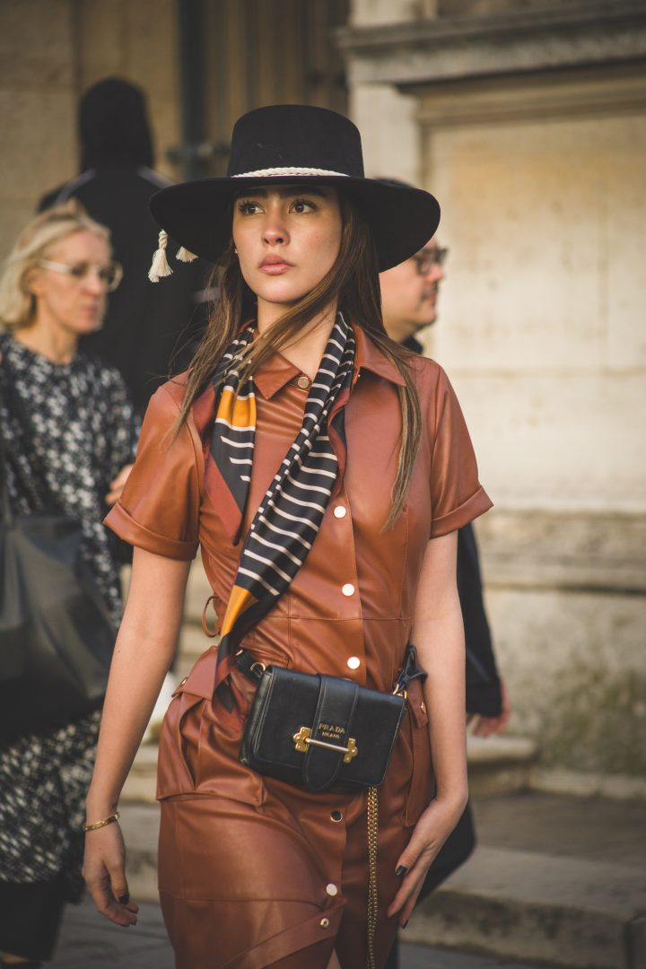 "<span class=""hot"">Hot <i class=""fa fa-bolt""></i></span> Street style @ Paris Fashion Week   Final day   SS20  "
