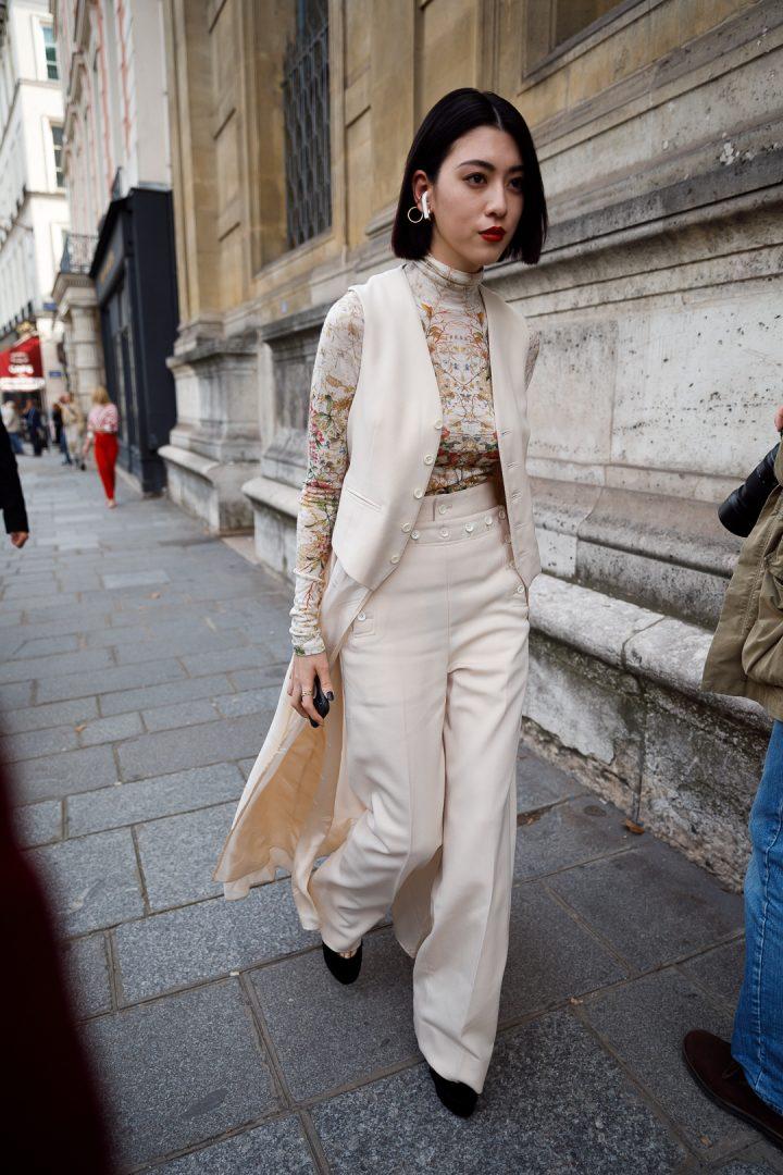 Street style @ Paris Fashion Week   SS20   Pt 8  