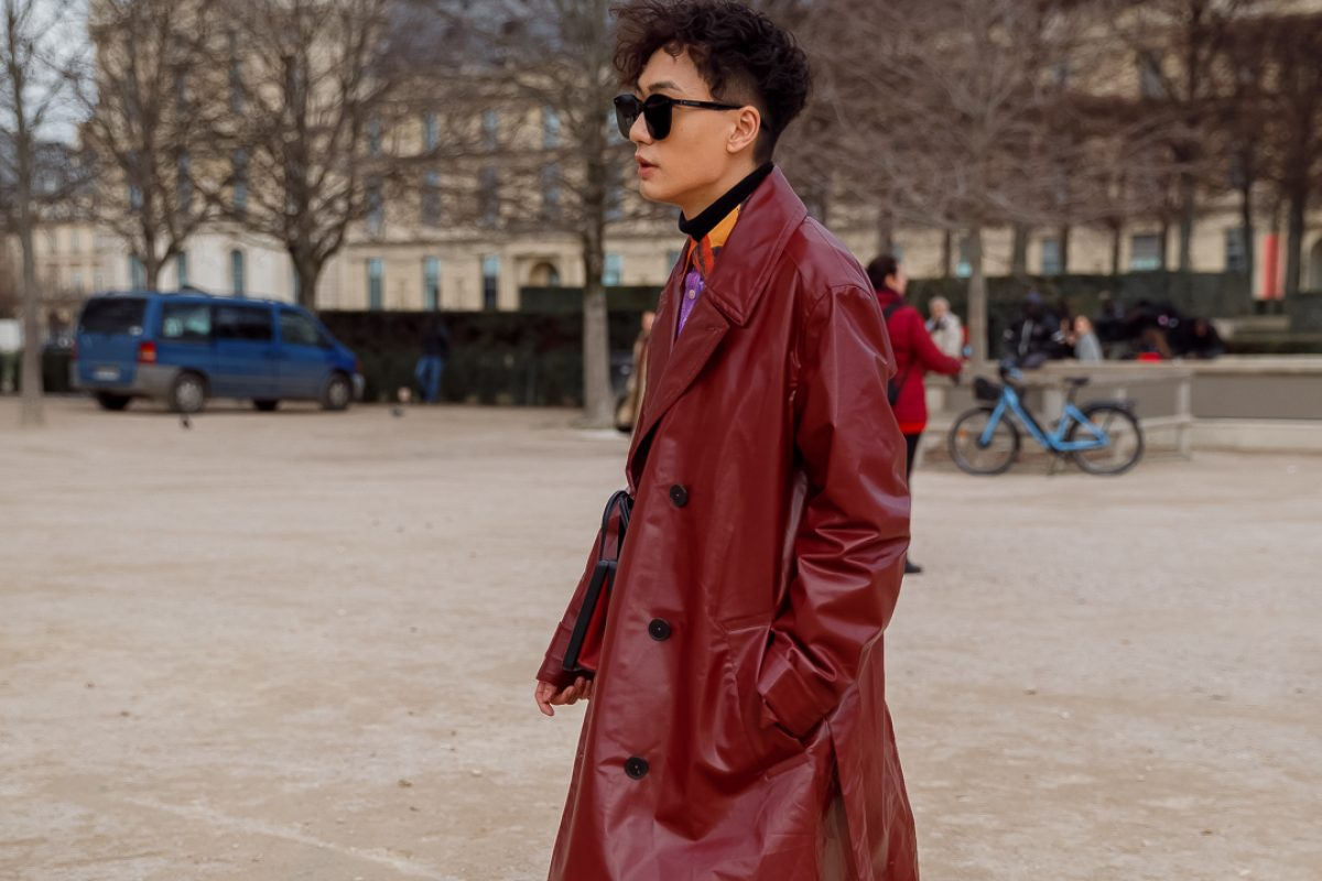 "<span class=""hot"">Hot <i class=""fa fa-bolt""></i></span> Streetstyle @ Paris Fashion Week – Men's 