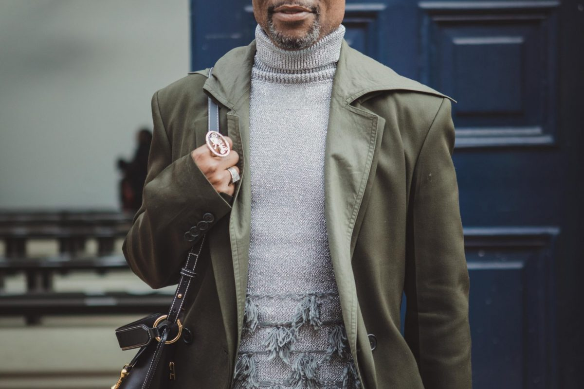 Streetstyle @ London Fashion Week | IV | LFW |