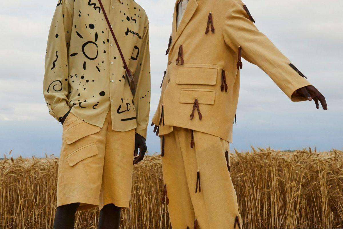 "<span class=""hot"">Hot <i class=""fa fa-bolt""></i></span> Jacquemus | Spring 2021 | Menswear |"